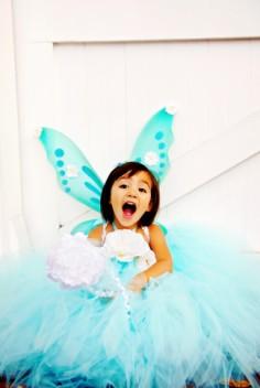 Aqua Mist Fairy Gown