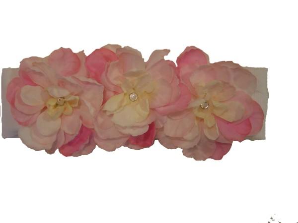 Pink Phlox Headband