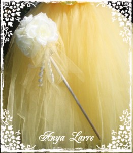 Buttercup Fairy Wand