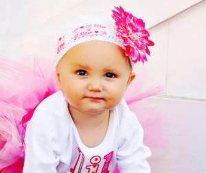 Sis White Crochet Daisy Hat