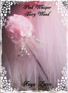 Pink Whisper Fairy Wand