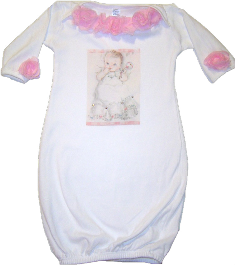 Vintage Baby Sleep Sack
