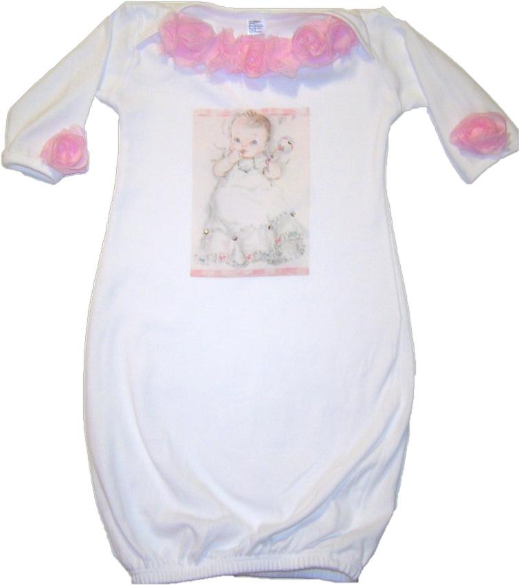 Vintage Baby Sleep Sack