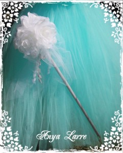 White Fairy Wand